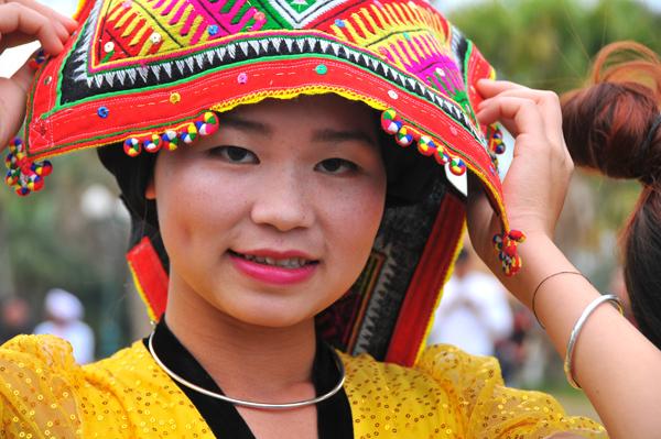 Chiếc khăn Piêu trong văn hóa người Thái