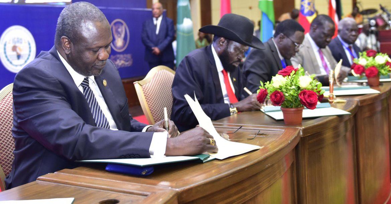 Nam Sudan: Các phe phái chính trị ký kết thỏa thuận hòa bình cuối cùng