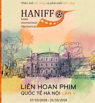 Nhiều tác phẩm đặc sắc được trình chiếu tại Liên hoan phim Quốc tế Hà Nội lần thứ V