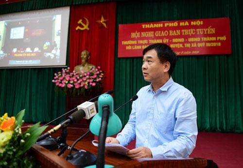 Hà Nội: Kỷ luật 89 cán bộ để xảy ra vi phạm trật tự xây dựng