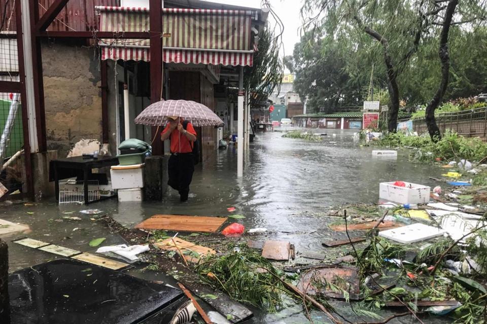Philippines và Trung Quốc thiệt hại nặng nề vì siêu bão Mangkhut