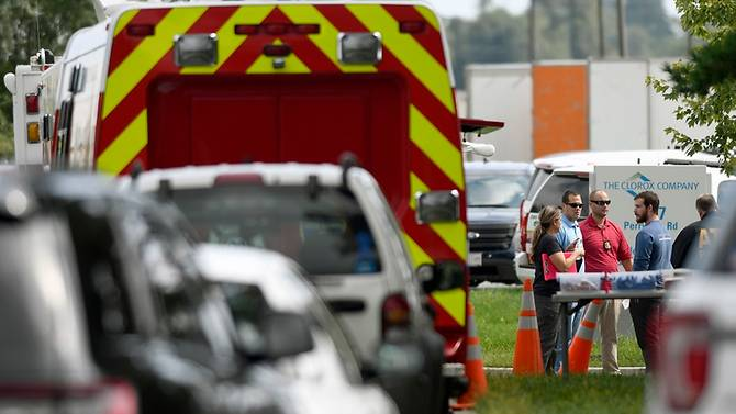 Bốn người thiệt mạng trong vụ xả súng ở Marryland (Mỹ)