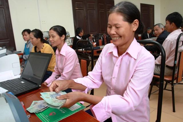 Ngân hàng chính sách Việt Nam – cánh tay nối dài của Nhà nước tới người nghèo