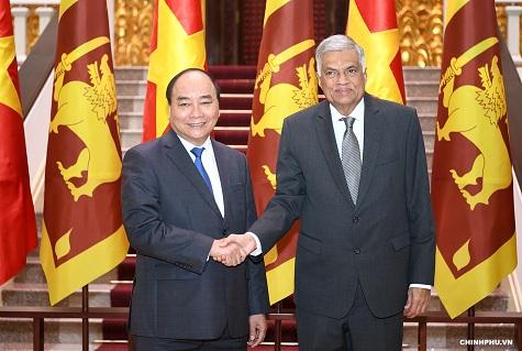 Quan hệ hữu nghị truyền thống và hợp tác nhiều mặt Việt Nam - Xri Lan-ca phát triển tốt đẹp