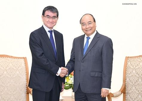 Quan hệ Đối tác chiến lược sâu rộng Việt Nam - Nhật Bản phát triển nhanh chóng, thực chất và toàn diện