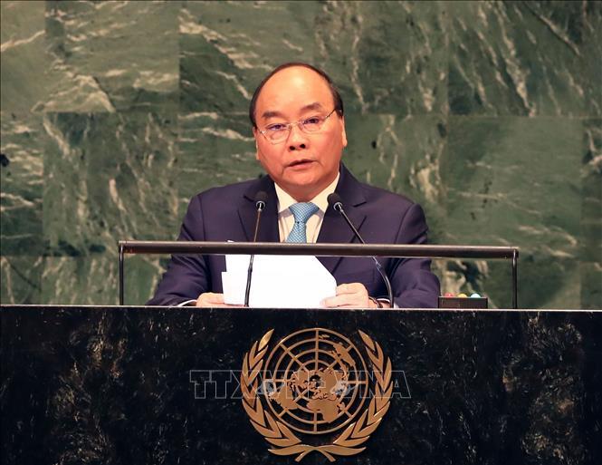 Việt Nam đồng hành và đóng góp cho các mục tiêu cao cả của Liên hợp quốc *
