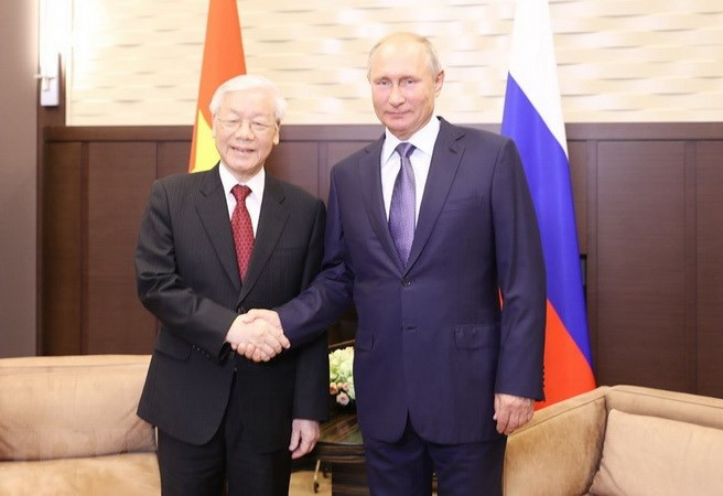 """Chuyến thăm Nga của Tổng Bí thư Nguyễn Phú Trọng: """"Mở rộng chân trời hợp tác"""""""