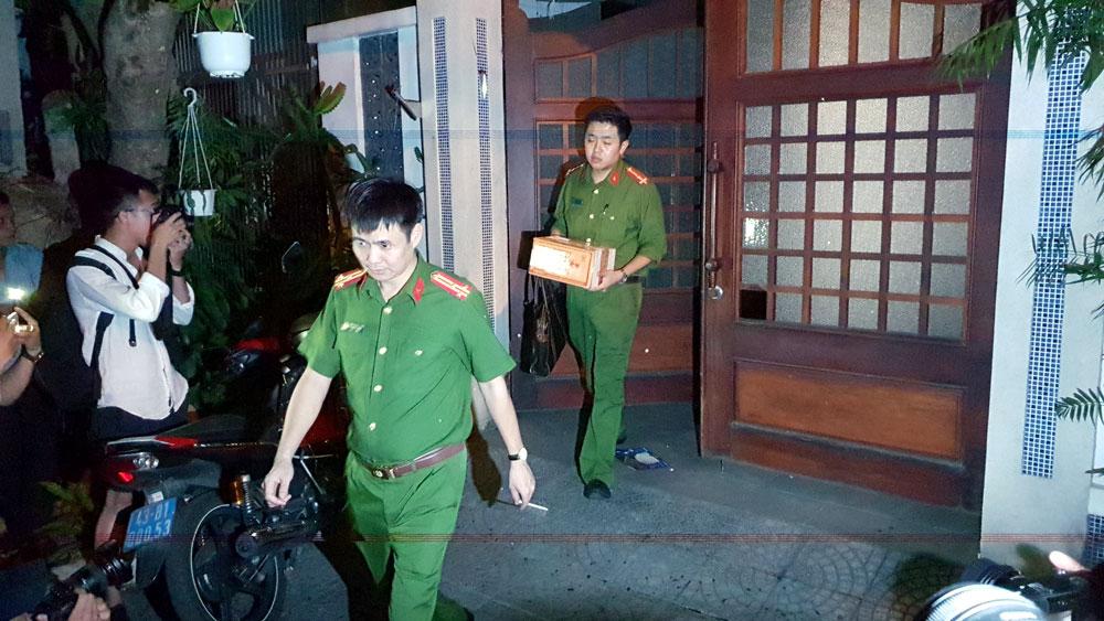 Khởi tố, bắt tạm giam nguyên Chánh văn phòng Thành ủy Đà Nẵng