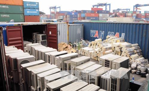 Tăng cường quản lý hoạt động nhập khẩu phế liệu