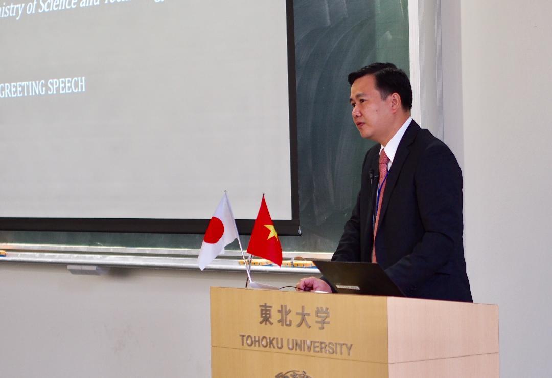 Tăng cường trao đổi hợp tác về khoa học công nghệ giữa trí thức Việt Nam và Nhật Bản