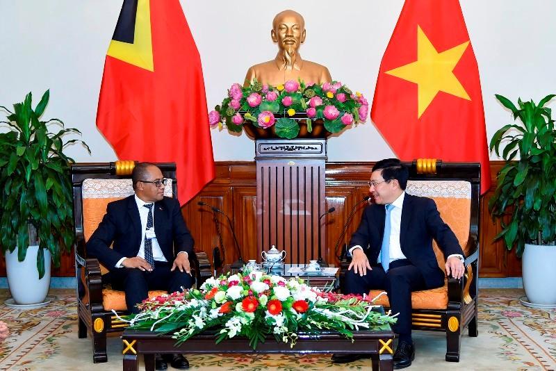 Việt Nam sẽ hợp tác chặt chẽ với Timor-Leste