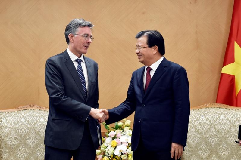 Việt Nam là thành viên tích cực, luôn có tiếng nói quan trọng trong hoạt động của AIIB