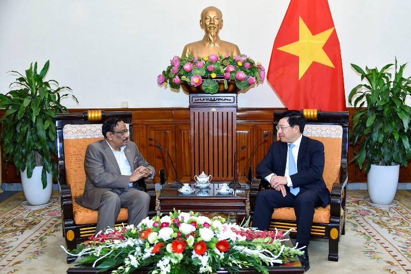 Việt Nam - Bangladesh đã đạt nhiều kết quả quan trọng sau 45 năm thiết lập quan hệ ngoại giao