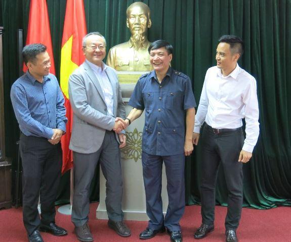 Tăng cường hợp tác giữa Liên đoàn Lao động Việt Nam với Công đoàn Quốc tế