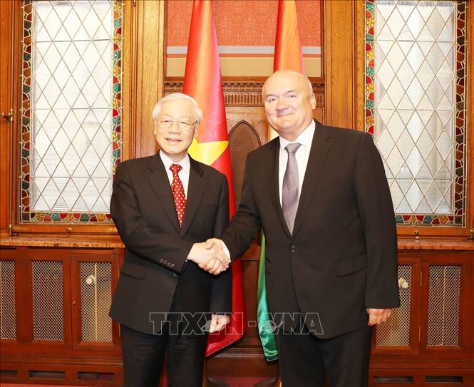 Phát triển quan hệ hợp tác giữa Quốc hội hai nước Việt Nam - Hungary