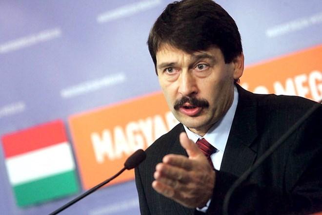 Tổng Bí thư Nguyễn Phú Trọng hội kiến Tổng thống Hungary Janos Ader