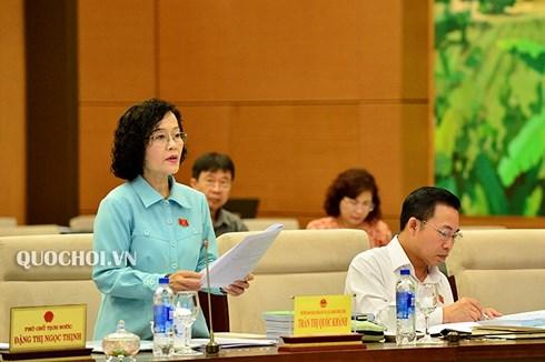 Báo cáo Quốc hội xin dừng xây dựng Luật Hành chính công