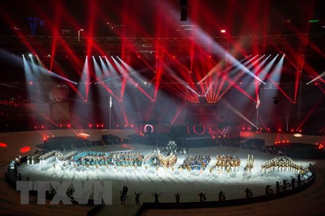 ASIAD 2018: Đêm bế mạc mang thông điệp đoàn kết