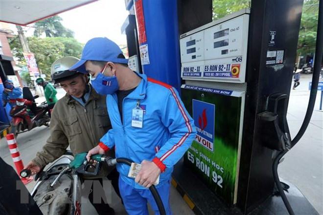 Hơn 40% lượng xăng tiêu thụ trong nước là xăng E5 RON92