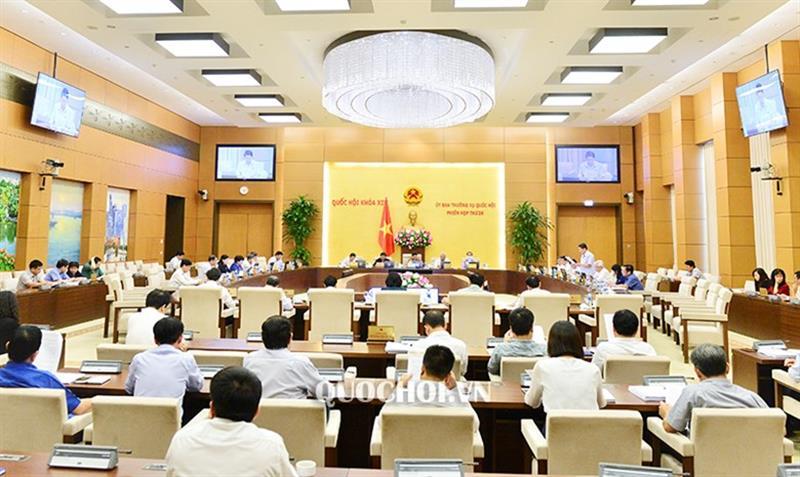 Kỳ họp thứ 6 Quốc hội khóa XIV dự kiến sẽ diễn ra 22,5 ngày
