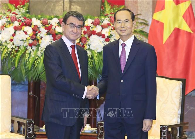 Quan hệ Đối tác chiến lược sâu rộng Việt Nam - Nhật Bản phát triển nhanh chóng, toàn diện và thực chất