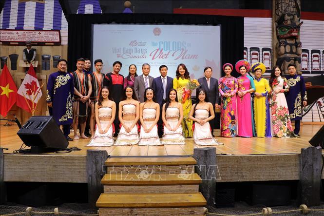 Ấn tượng Lễ khai mạc Tuần Văn hoá Việt Nam tại Canada