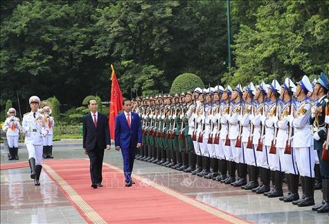 Củng cố và đẩy mạnh hơn nữa quan hệ hữu nghị truyền thống và Đối tác Chiến lược Việt Nam – In-đô-nê-xi-a