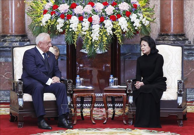 Tăng cường quan hệ hợp tác mọi mặt Việt Nam - Belarus