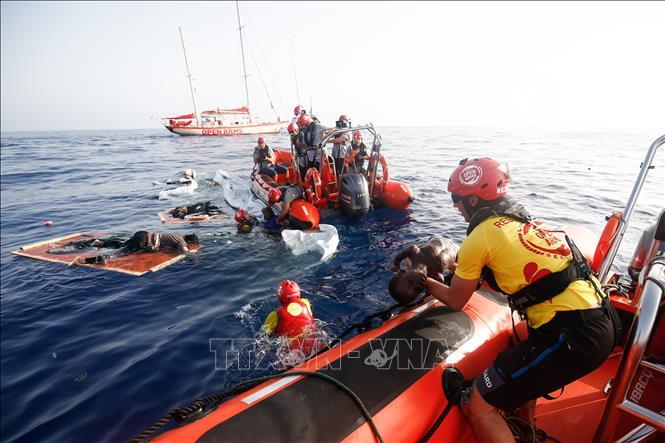 Vấn đề người di cư: Hàng chục người tị nạn châu Phi thiệt mạng ở ngoài khơi Yemen