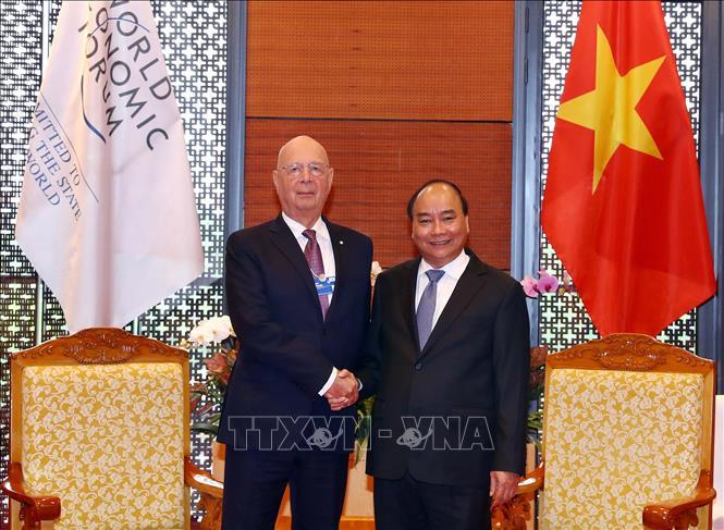Thúc đẩy hợp tác giữa ASEAN và Diễn đàn Kinh tế thế giới