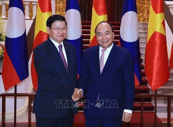 Việt Nam - Lào phối hợp triển khai tích cực các thỏa thuận cấp cao