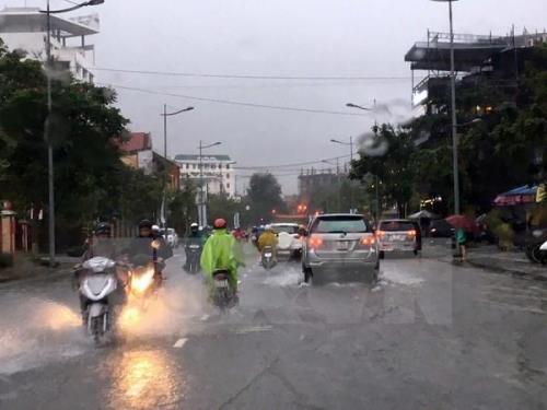 Bắc Bộ đón không khí lạnh, Nam Bộ đề phòng triều cường gây ngập lụt ở vùng trũng