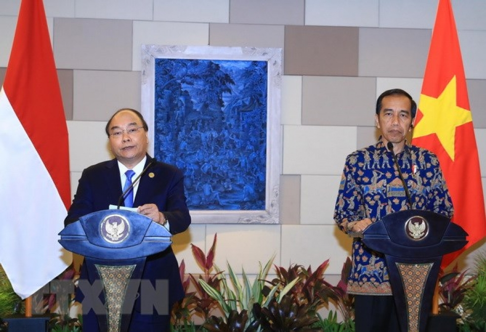 Quan hệ đối tác chiến lược Việt Nam – Indonesia sẽ tiếp tục phát triển sâu sắc hơn