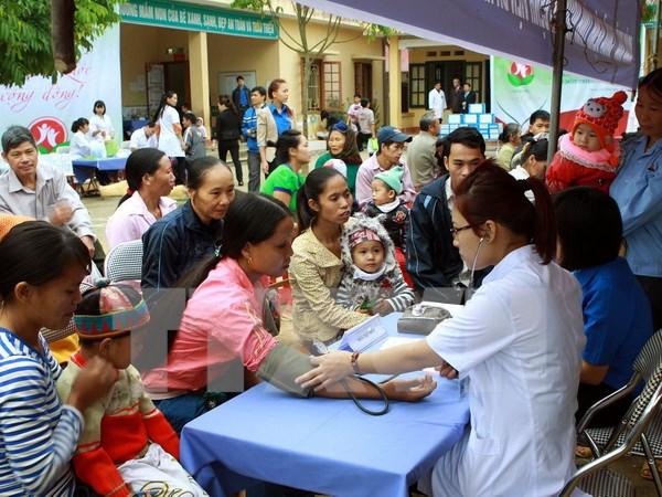 Nhiệm vụ và giải pháp trong bảo vệ, chăm sóc và nâng cao sức khỏe nhân dân