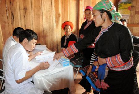 Nhiệm vụ và giải pháp chủ yếu về tăng cường sự lãnh đạo trong bảo vệ chăm sóc, nâng cao sức khỏe nhân dân