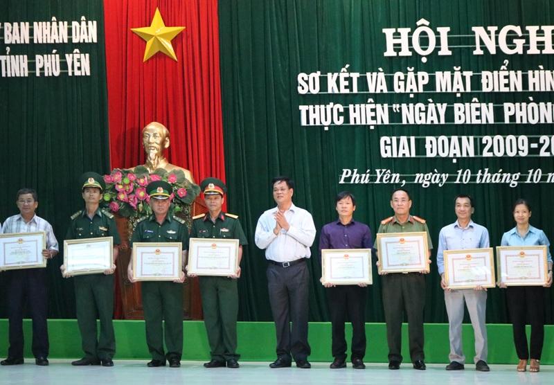 Phú Yên: Biên phòng phát huy vai trò nòng cốt trong bảo vệ chủ quyền, an ninh biên giới