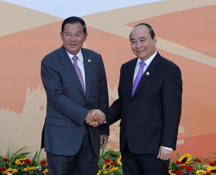 Sớm ký Hiệp định Thương mại biên giới Việt Nam-Campuchia