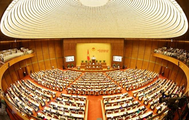 Ngày mai 22/10, khai mạc Kỳ họp thứ 6 Quốc hội khóa XIV