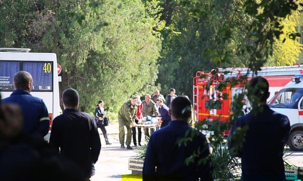 Nhiều nhà lãnh đạo trên thế giới chia buồn về vụ tấn công đẫm máu ở Crimea