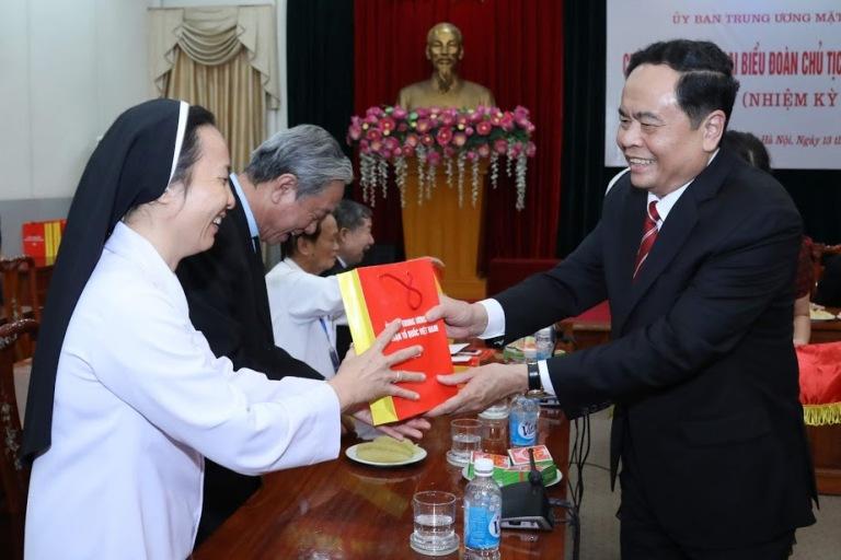 Đồng bào Công giáo Việt Nam phát huy truyền thống đoàn kết, yêu nước của dân tộc