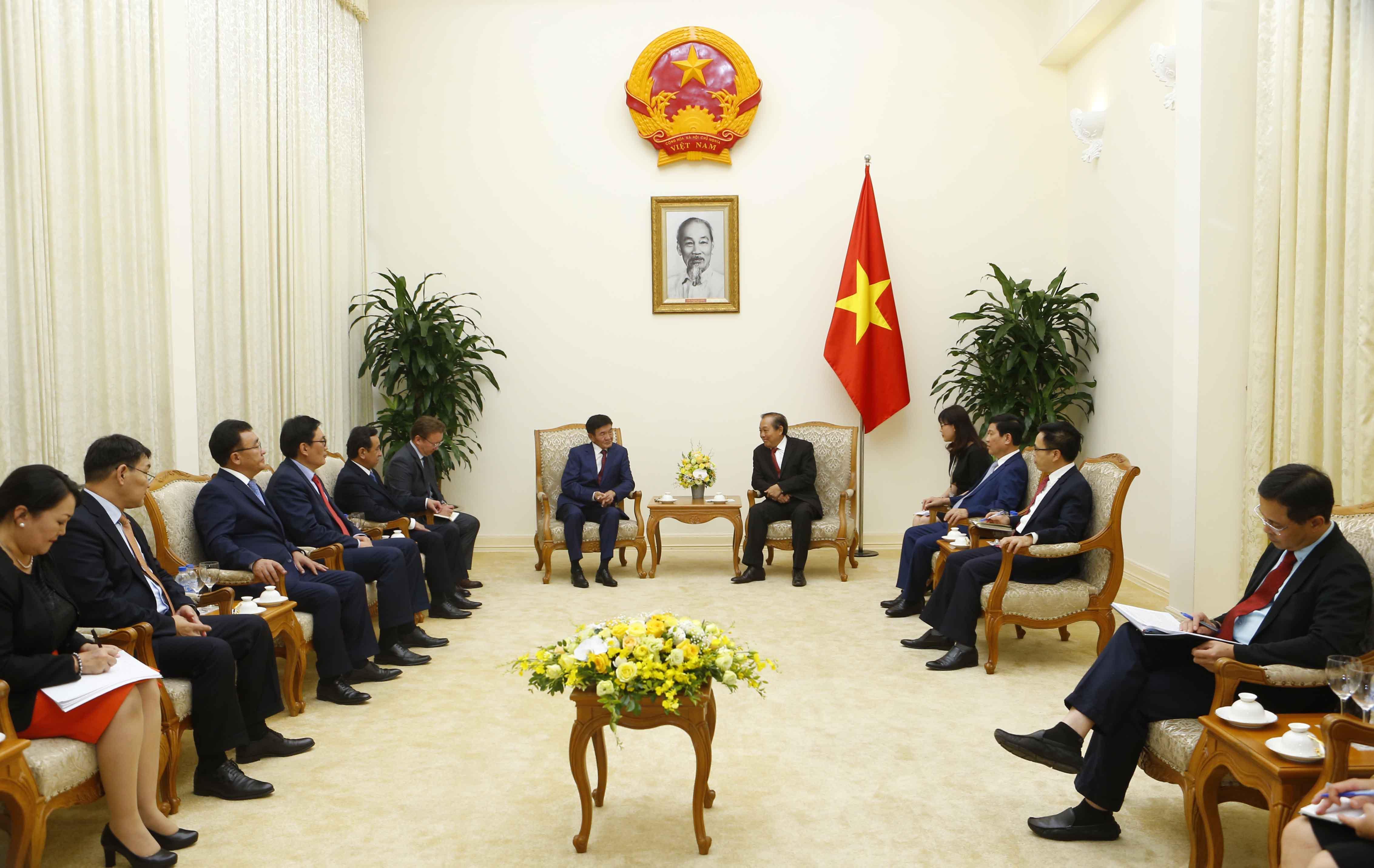 Tăng cường hợp tác tư pháp giữa Việt Nam - Mông Cổ