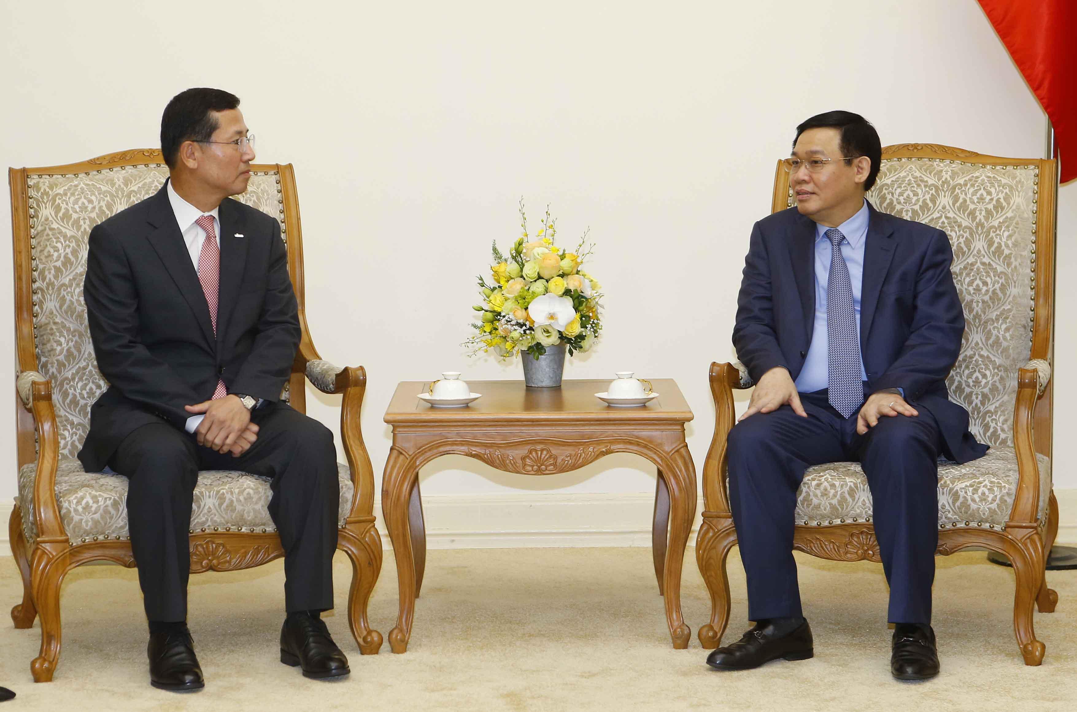 Shinhan sẽ tập trung vào lĩnh vực tài chính tiêu dùng Việt Nam