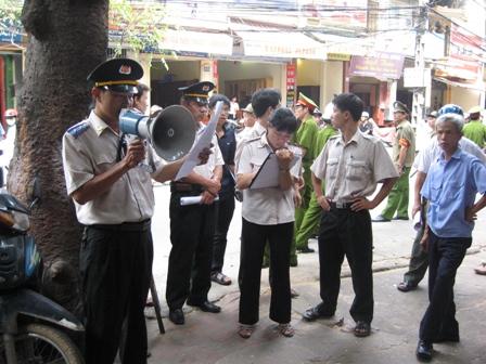 Quảng Ninh: Thi hành án dân sự đạt và vượt chỉ tiêu