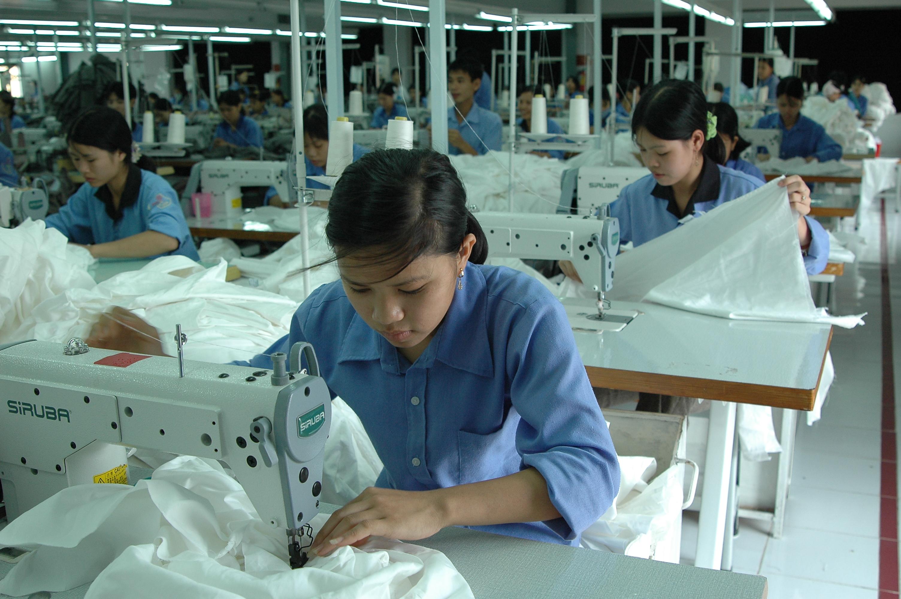 Vĩnh Phúc: Chỉ số sản xuất công nghiệp tăng trưởng 1,77%
