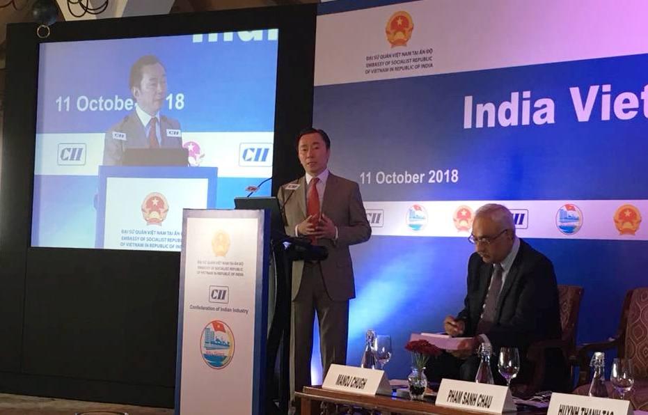 Đẩy mạnh quan hệ kinh tế - thương mại giữa tỉnh Hậu Giang và Ấn Độ