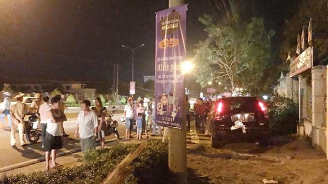 Làm rõ vụ Phó trưởng Công an thị xã Đồng Xoài gây tai nạn giao thông