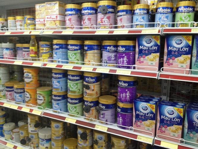 Triển khai kê khai giá đối với một số thực phẩm chức năng dành cho trẻ em dưới 6 tuổi