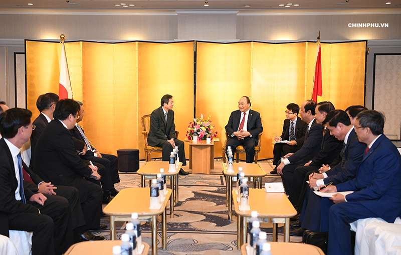 Việt Nam cam kết tạo lập môi trường kinh doanh tốt nhất cho các doanh nghiệp Nhật Bản