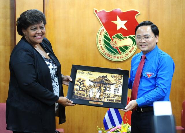 Nâng cao chất lượng các chương trình hợp tác giữa Đoàn TNCS Hồ Chí Minh và Đoàn TNCS Cuba