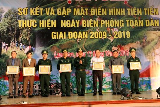 """Bộ đội Biên phòng Lạng Sơn xây dựng 118 căn nhà """"Đại đoàn kết"""" cho các hộ nghèo"""